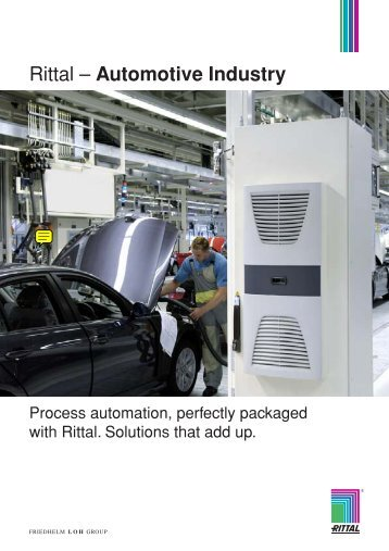 Rittal - Automotive Industry