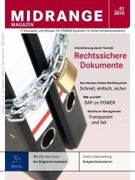 Rechtssichere Dokumente - Midrange Magazin