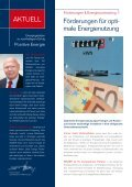 Optimale Nutzung vorhandener Energie-Potenziale - Waser GmbH - Seite 2