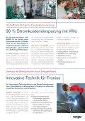 Optimale Nutzung vorhandener Energie-Potenziale - Waser GmbH - Seite 3