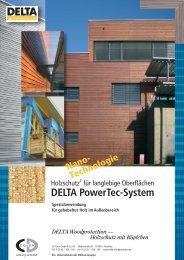 DELTA PowerTec-System - CD-Color GmbH & Co.KG
