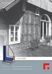 Holz-Aluminium-Fenster und -türen Wood-Aluminium ... - Gutmann AG