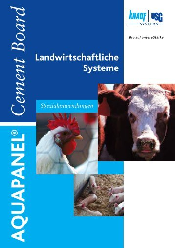 Landwirtschaftliche Systeme