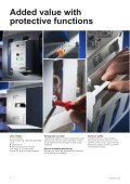 Rittal – RiLine NH The new generation of isolators - Page 4