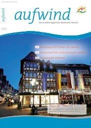 Ausgabe 6/2011 - Stadtwerke Herborn GmbH