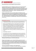 Telonic (IT Business Online) - SelectLine Software GmbH - Page 4