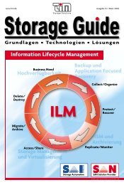 Information Lifecycle Management - TIM AG