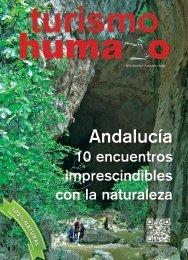 Turismo Humano nº 1. Andalucía 100% natural
