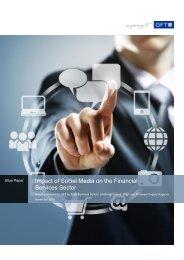 GFT Blue Paper - Social Media Impact on Banking 2012