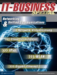 Networking & Unified Communications - IT-Business