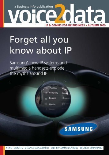 Forget all you know about IP - Business Info Magazine