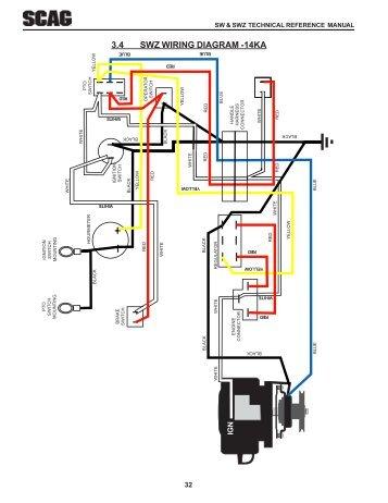 swz hydro drive walk behind color wiring diagram scagtech?quality=85 bunton hydro walk behind mower Bunton Bzt Wiring-Diagram at couponss.co
