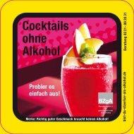Cocktails ohne Alkohol - Polizei Hessen