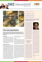 Elly van der Heyden - SWZ