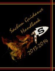 Guidance Handbook - Sachem Home Page