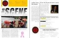 The Scene Newsletter - Sachem Home Page