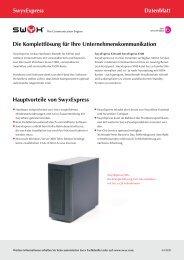 Swyx Datenblatt - SwyxExpress (DE).cdr
