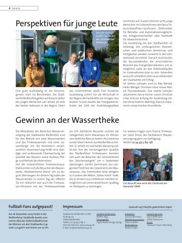 Weissenfels_04_05_korr_ku von Gf.indd - Stadtwerke Weißenfels