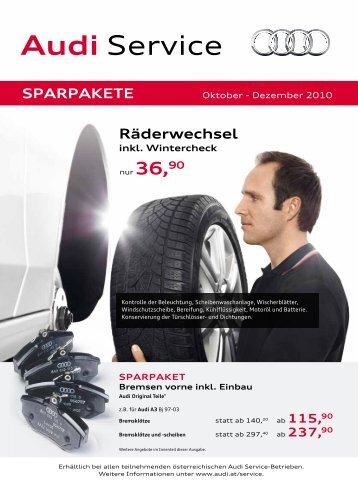 Audi Service - Autohaus Resch Gmbh
