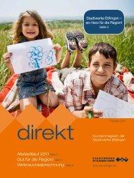 Ausgabe 01 - Stadtwerke Ettlingen GmbH