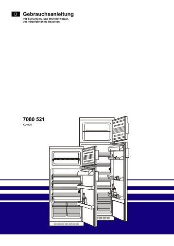 7080 521 Gebrauchsanleitung - Widtmann