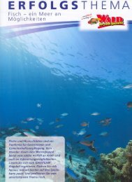 Meeresfrüchte Angebot - WALD - Der Gastronomie Großhändler