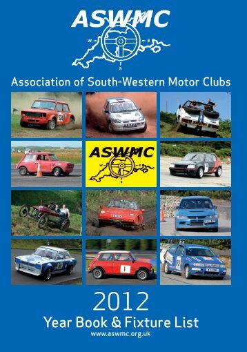 Free Classified Adverts - Association of South Western Motor Clubs