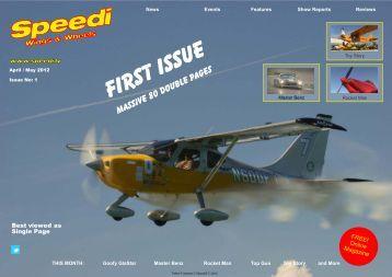 Speedi Wings & Wheels April - May 2012 - Speedi.TV