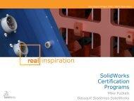SolidWorks Certification Programs – WordPress.com