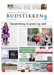 Sønderborg så grønt og rødt