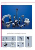 Heavy-duty Rod ends and spherical bearings from HIRsCHmAnn - Page 4