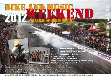 Bike-and-Music-Weekend