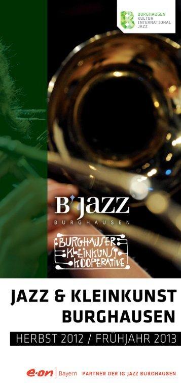 hier - IG-Jazz Burghausen