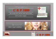 Product Presentation: CRP 1000