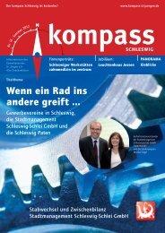 Satzdatei Kompass 16.indd - Schleswig Paten