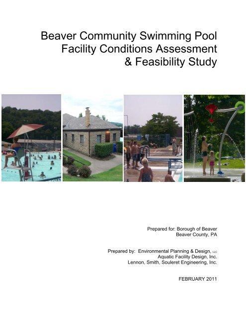 Beaver Community Swimming Pool Feasibility Study