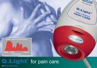 for pain care - Fleckenstein IBD international