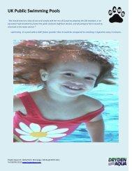 UK Public Swimming Pools - Dryden Aqua Ltd
