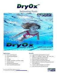 Swimming Pools - Dryden Aqua Ltd