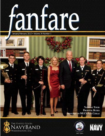 Fanfare - The United States Navy Band - The US Navy
