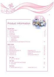 Product Information - Fleckenstein IBD international