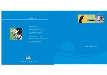 Golf Resorts.pdf - Aristo Developers