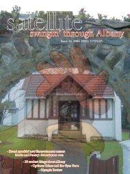 swingin' through Albany - Satellite Magazine