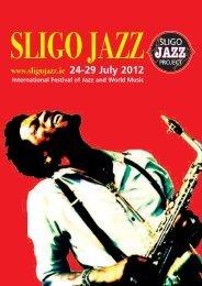 24-29 July 2012 - sligo jazz project