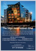24-29 July 2012 - sligo jazz project - Page 2