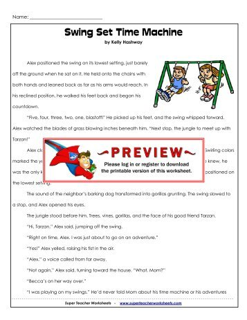 The Fortune Teller - Super Teacher Worksheets