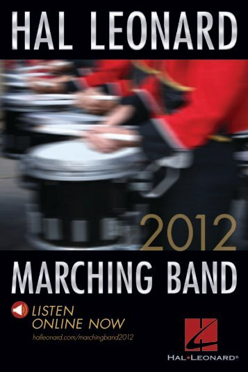 Order TOday! - Hal Leonard