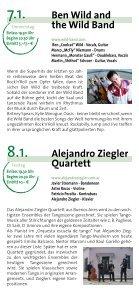 Veranstaltungs programm - Topos - Page 5