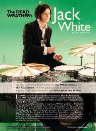 Jack White Interview - Rockin Lifestyle