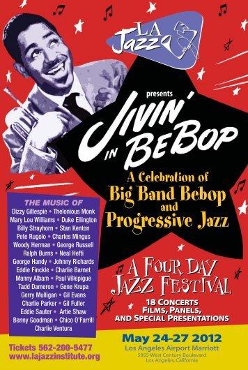 LA JAZZ MAY 2012 - Los Angeles Jazz Institute